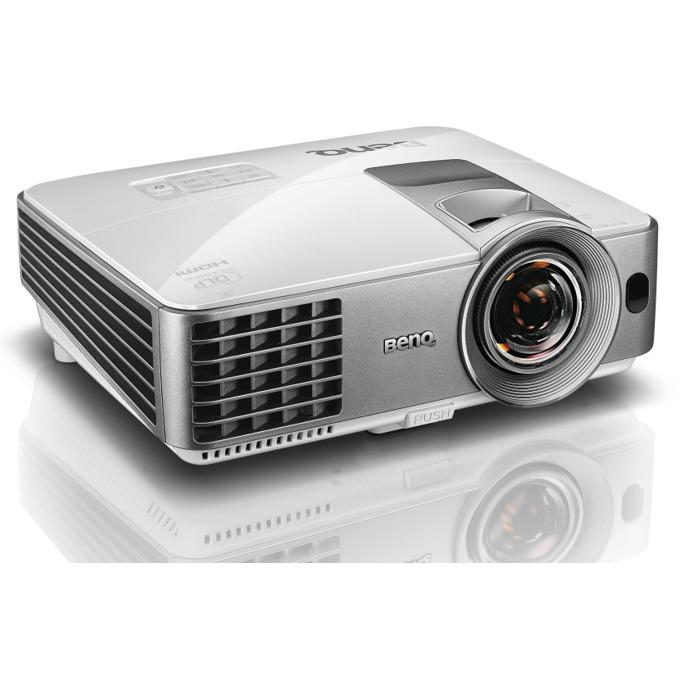 Проектор BenQ MW632ST, DLP 3D Ready, WXGA (1280 x 800), 13000:1, 3200 lumens, Speaker 10W, D-sub, Composite Video, S-Video, HDMI, USB, RS232 image