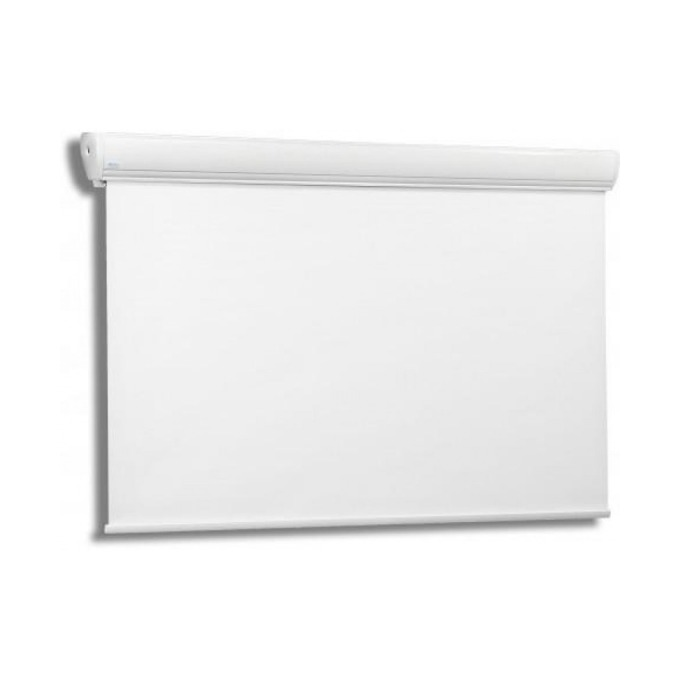 "Екран Avers STRATUS 2 18 MG, стенен/таванен монтаж, Matt Grey, 180 x 180 см, 100"" (254 cm), 1:1 image"