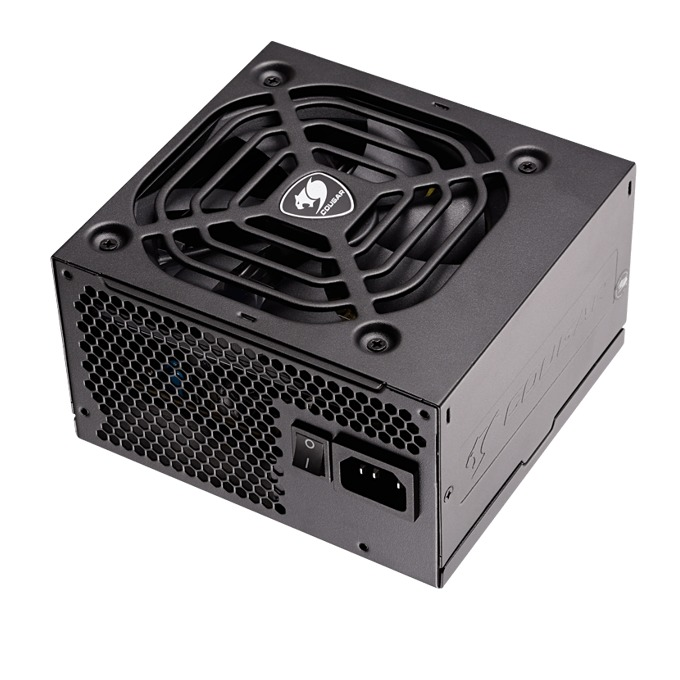 Захранване Cougar Gaming STX 550, 550W, Active PFC, 80+ Efficiency, 120mm вентилатор image