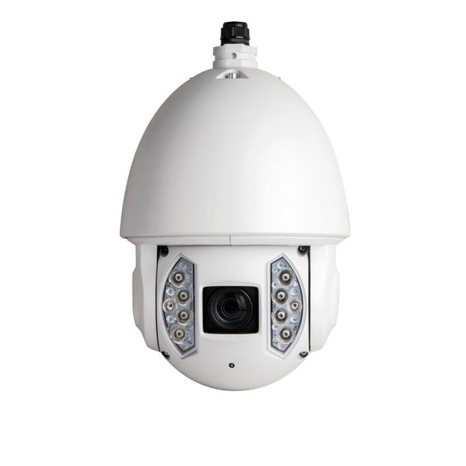 IP камера Dahua SD6AE230F-HNI, куполна, PTZ, 2 Mpix(1920x1080@25FPS), 6mm~180mm обектив, H.264 / MJPEG, IR осветеност (до 200 метра), външна вандалоустойчива IK10, IP67 защита от вода, RJ-45 image