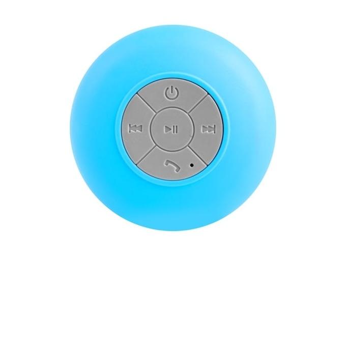 Тонколона uGo UGB-1081, 1.0, 3W RMS, microUSB, синяuGo Portable speaker UGB-1081 bluetooth waterproof image