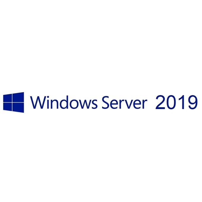 Microsoft Windows Server Standard 2019, 64Bit, Английски, 1pk DSP, OEI DVD, 16 Core image