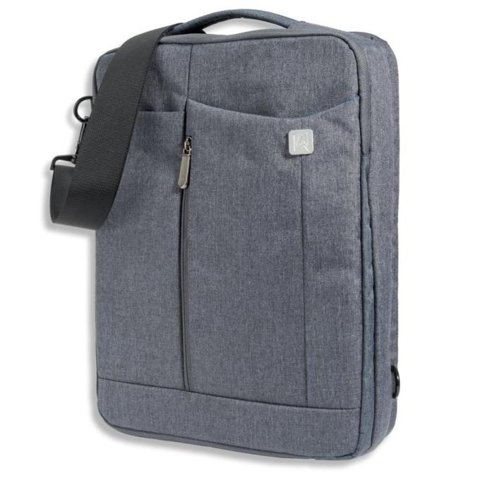 """Чанта за лаптоп 4smarts Cambridge Multimedia Bag до 13.3""""(33.78 cm), сива image"""