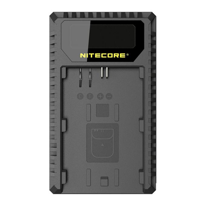 Зарядно устройство Nitecore UNC1 за Canon, съвместими батери LP-E6/LP-E6N/LP-E8, DC 5V/2A image