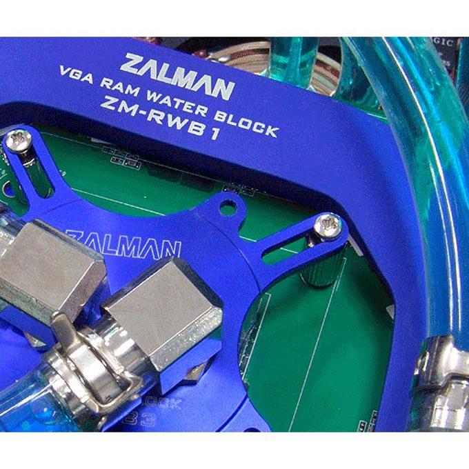 Охладител за видеокарти ZALMAN ZM-RWB1, VGA Water Block image