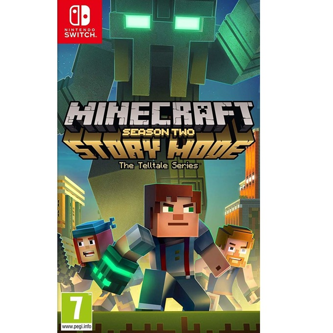Minecraft Story Mode - Season 2, за Nintendo Switch image