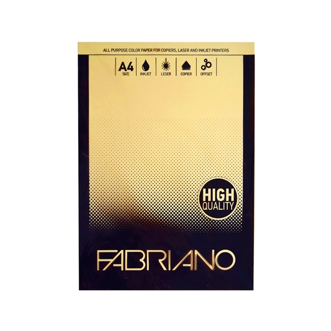 Fabriano Copy Tinta, A4, 80 g/m2, пясък, 50 листа product