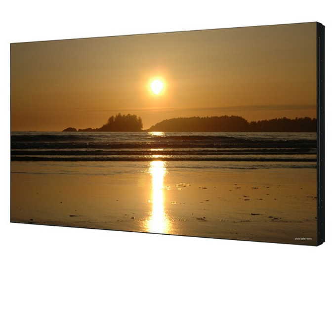 "Публичен дисплей SHARP PNV602, 60""(152.4 cm), HD, VGA, HDMI, DVI-D, S-Video, RCA, LAN, черен image"