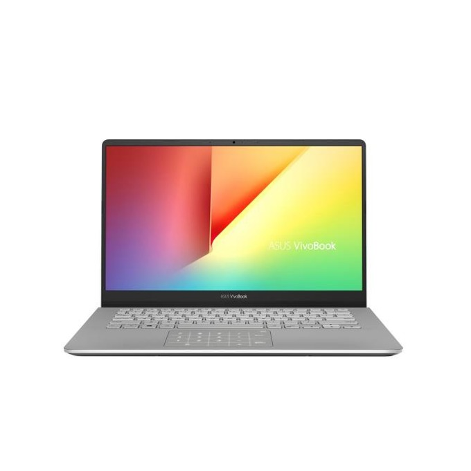 "Лаптоп Asus VivoBook S14 S430FA-EB241 (90NB0KL5-M03940)(златист), двуядрен Whiskey Lake Intel Core i3-8145U 2.1/3.9 GHz, 14.0"" (35.56cm) Full HD Anti-Glare LED-backlit Display, (HDMI), 4GB DDR4, 256GB SSD, 1x USB 3.1 Type C, Free DOS, 1.4 kg  image"