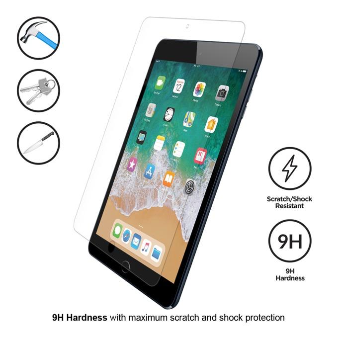 Протектор от закалено стъкло /Tempered Glass/ Eiger, iPad Pro 10.5 image
