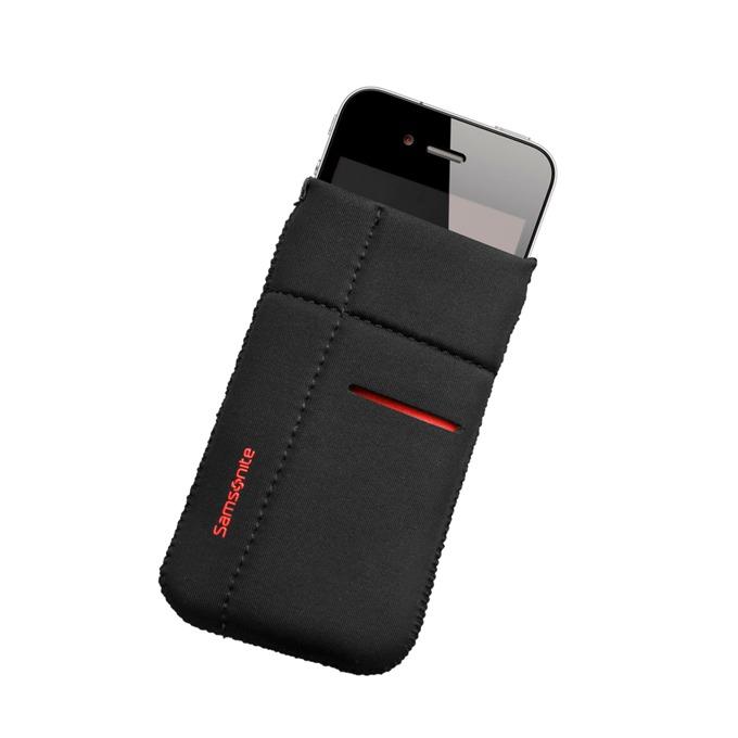 Калъф тип джоб Samsonite Mobile sleeve L,  черен/червен image