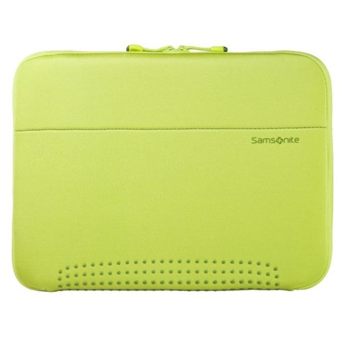 "Калъф за лаптоп Samsonite NETBOK SLEEVE, до 10.2"" (25.9 cm), ""тип джоб"", зелен image"