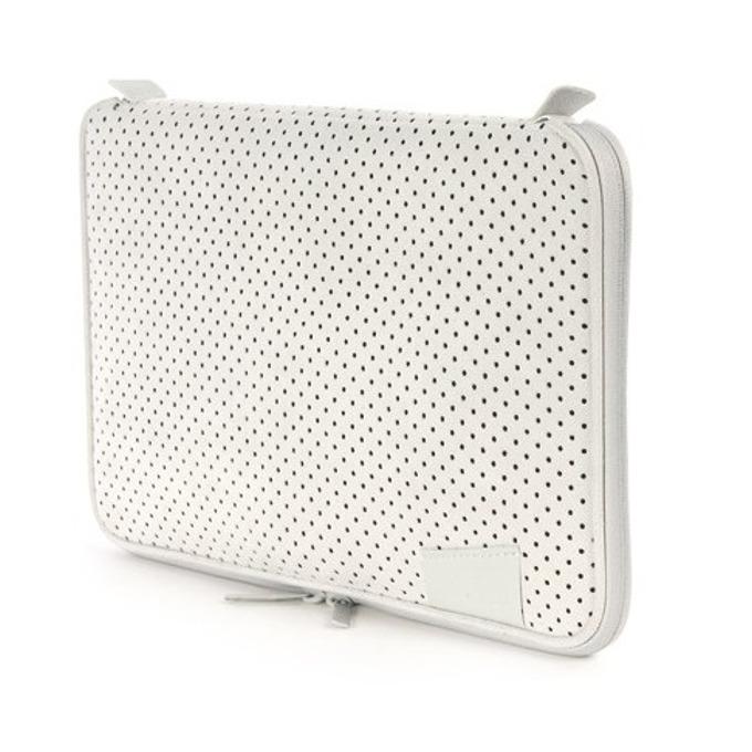 """Калъф за MacBook Air TUCANO Sipario, 11""""(27.94cm), бял image"""