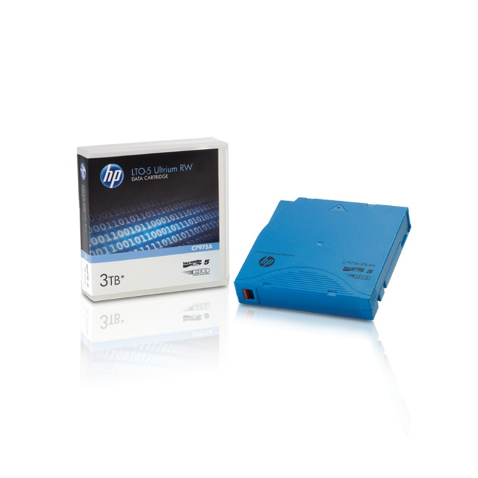 HP LTO-5 Ultrium 3TB RW Data Cartridge