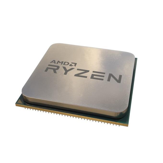 Процесор AMD Ryzen 7 2700 осемядрен (3.2/4.1GHz, 4MB L2/16MB L3 Cache, AM4) Tray, с охлаждане Wraith Spire image