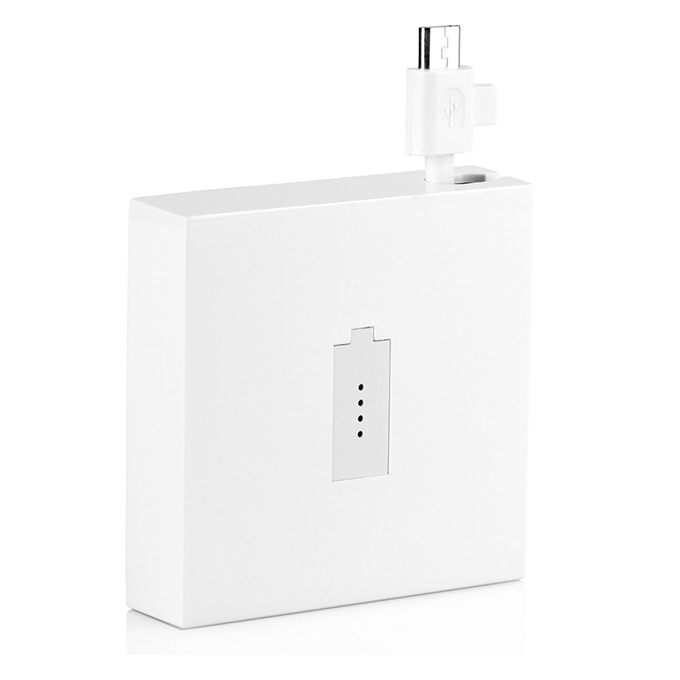 Външна батерия/power bank Nokia DC-18, бял, 1720mAh image