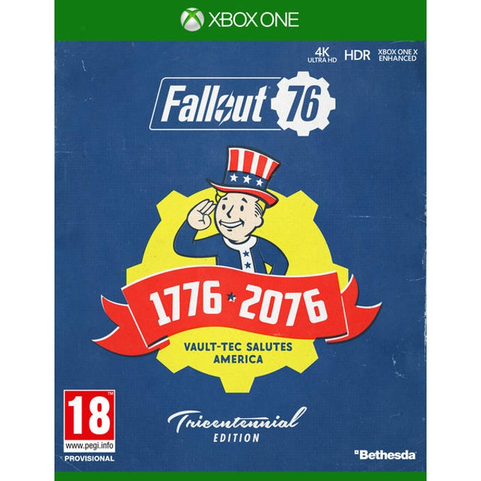 Fallout 76 Tricentennial Edition (Xbox One) product
