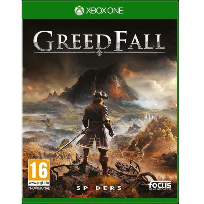 Игра за конзола Greedfall, за Xbox One image