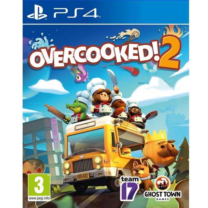 Игра за конзола Overcooked 2, за PS4 image