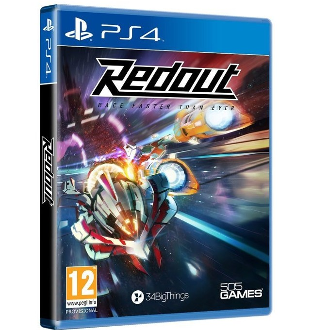 Redout, за PS4 image