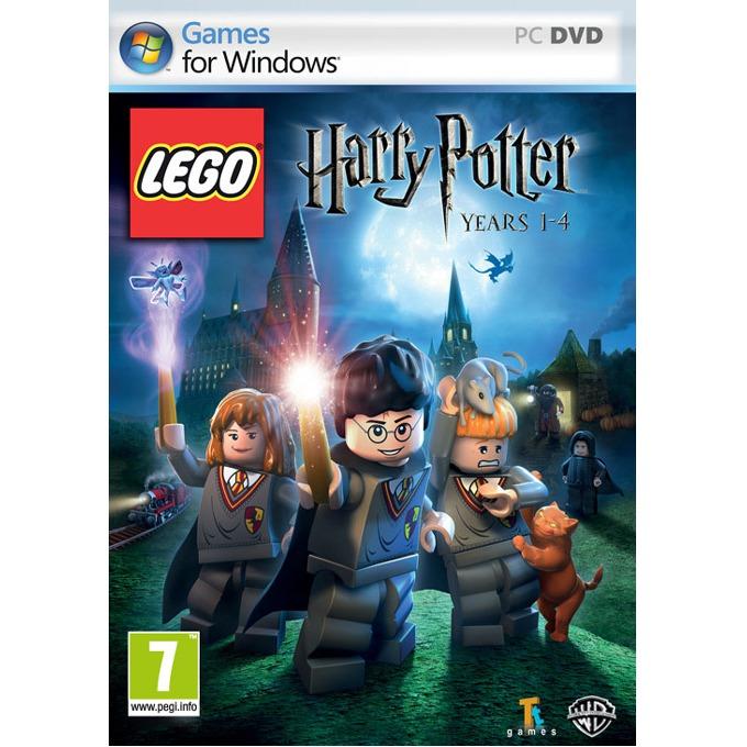 Игра LEGO Harry Potter: Years 1-4,за PC image