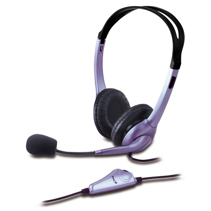 Слушалки Genius HS-04S, микрофон image