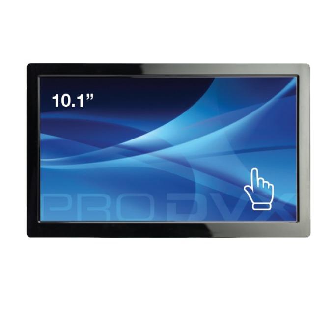 """Монитор ProDVX TMP-10B, 10.1""""(25.65 cm) тъч панел, WSVGA, USB image"""