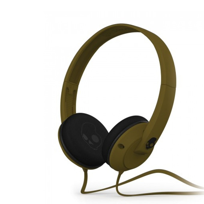 SkullCandy Uprock Army Green