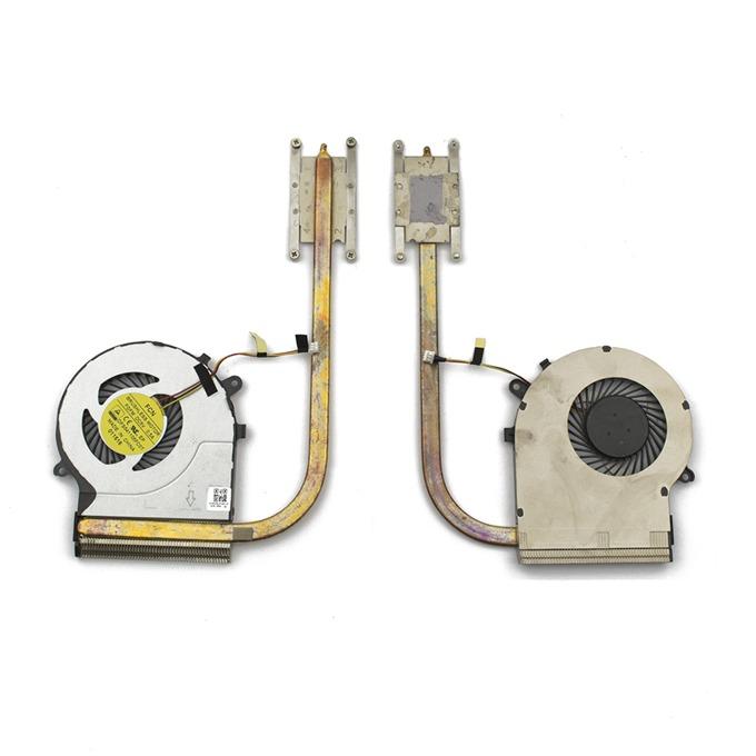 Вентилатор с охладител за лаптоп Toshiba Satellite L55T-C image