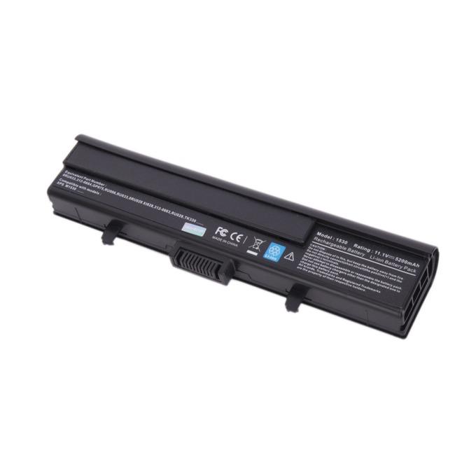 Батерия (оригинална) за лаптоп Dell XPS M1530, 6cell, 11.1V, 5100mAh image