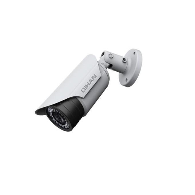 """Qihan QH-3139HC-N AHD камера, водоустойчива, 1/4"""" HD CMOS, 1MP, 720P,3.6мм, ИЧ-30 image"""