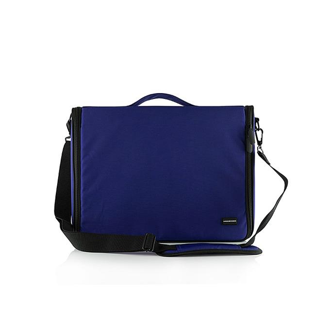 """Чанта за лаптоп Modecom Torino, до 15.6"""" (39.62 cm), полиестер, синя image"""