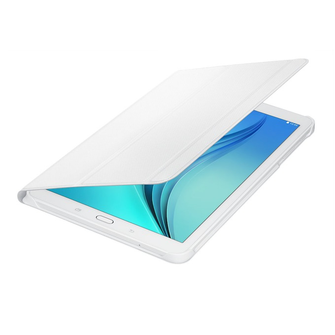 "Калъф за таблет Samsung Galaxy Tab E 9.6"" (24.38 cm), бял image"