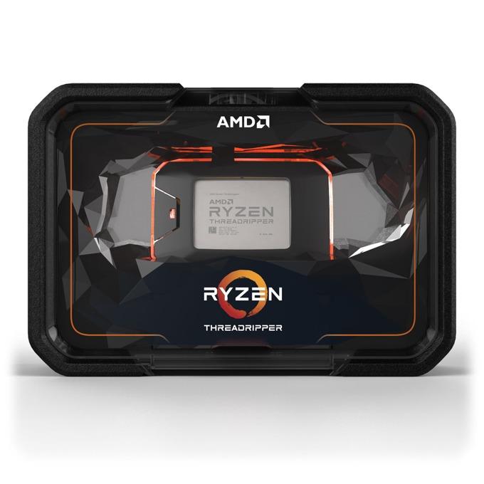 Процесор AMD Ryzen Threadripper 2990WX, тридесет и две ядрен (3.0/4.2GHz, 64MB Cache, TR4), BOX, без охлаждане image