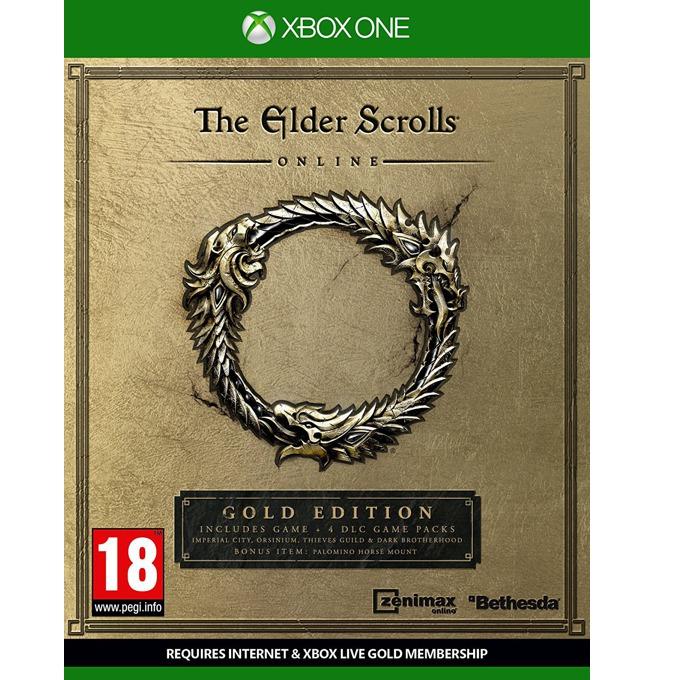 Игра за конзола The Elder Scrolls Online - Gold Edition, за Xbox One image