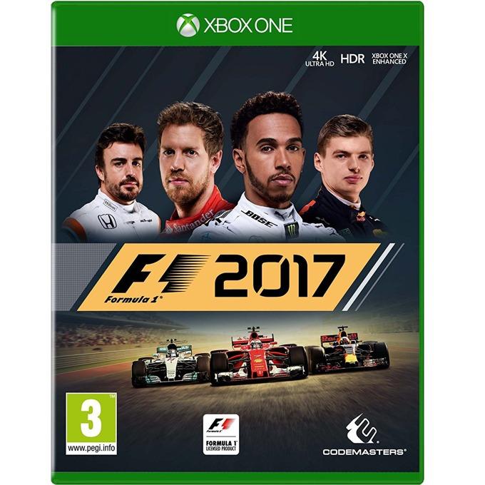 F1 2017, за Xbox One image