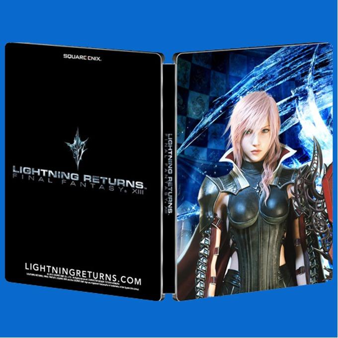 Игра за конзола Lightning Returns: Final Fantasy XIII Limited Edition, за PlayStation 3 image