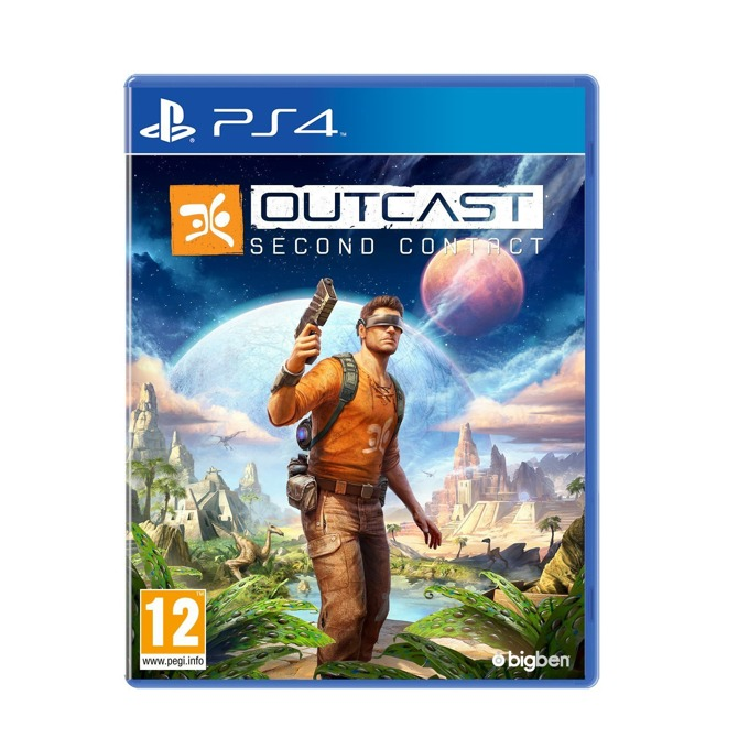 Outcast - Second Contact, за PS4 image