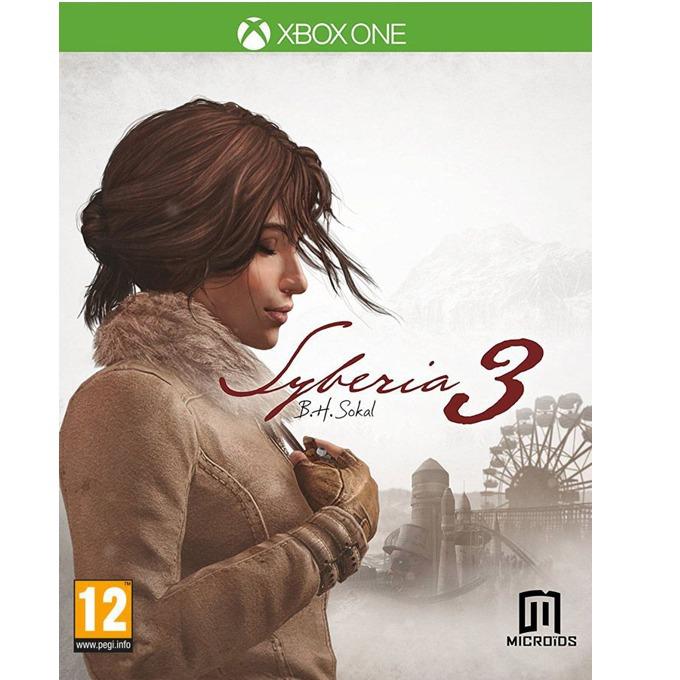 Игра за конзола Syberia 3, за Xbox One image