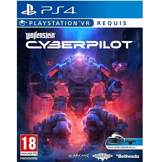 Wolfenstein: Cyberpilot, за PS4 VR image