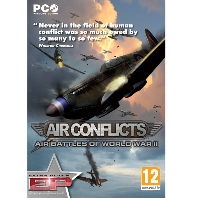 Игра Air Conflicts: Air Battles of World War II, за PC image