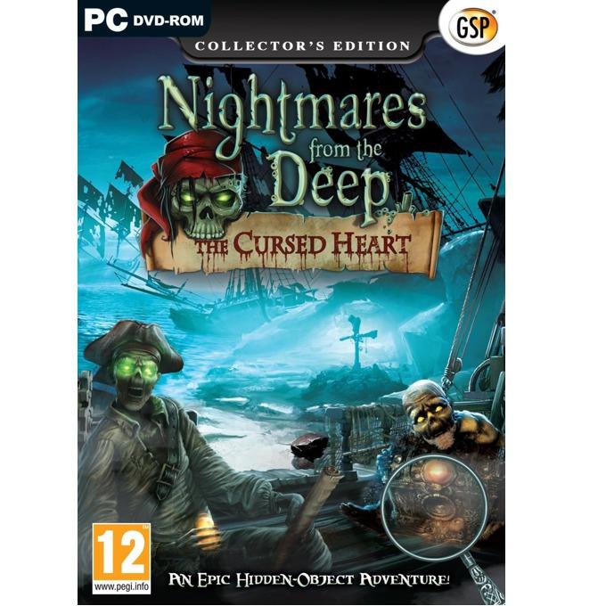 Игра Nightmares From The Deep, за PC image