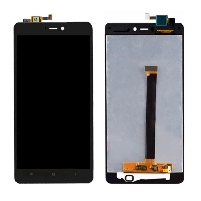 Дисплей за Xiaomi Mi 4s, LCD, с тъч, черен image