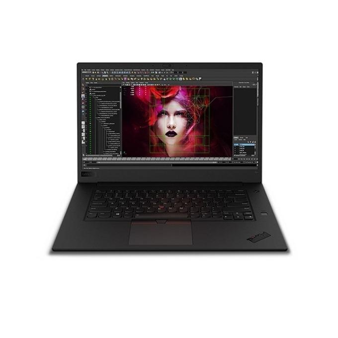 "Лаптоп Lenovo ThinkPad P1 (20MD0005BM), шестядрен Coffee Lake Intel Core i7-8750H 2.2/4.1 GHz, 15.6"" (39.6cm) 4K IPS Glare дисплей & Quadro P1000 4GB (HDMI), 16GB RAM, 512GB SSD, 1x Thunderbolt 3, Windows 10, 1.80 kg image"