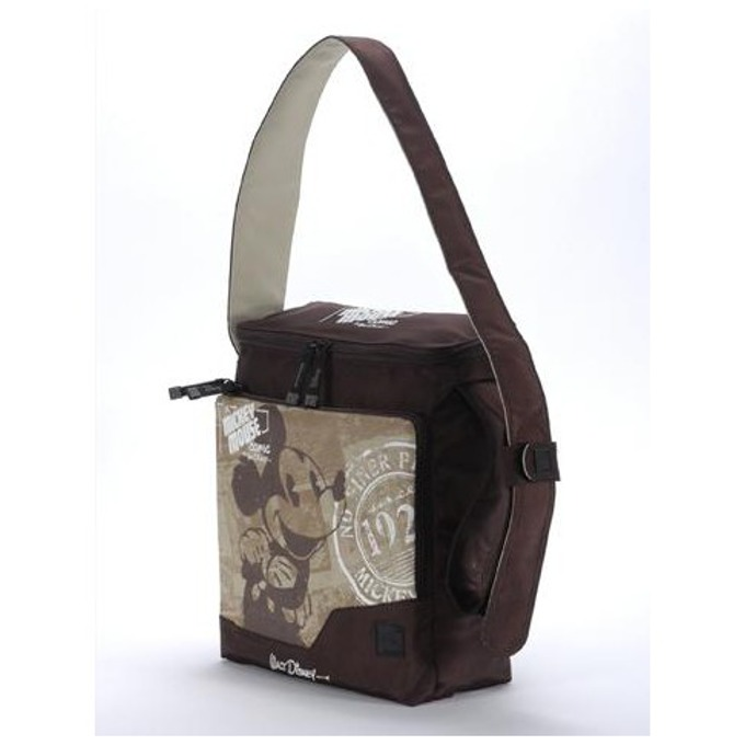 "Чанта за лаптоп TUCANO BILDM-01-M MICKEY Vertical, 13""(33.02cm), кафява image"