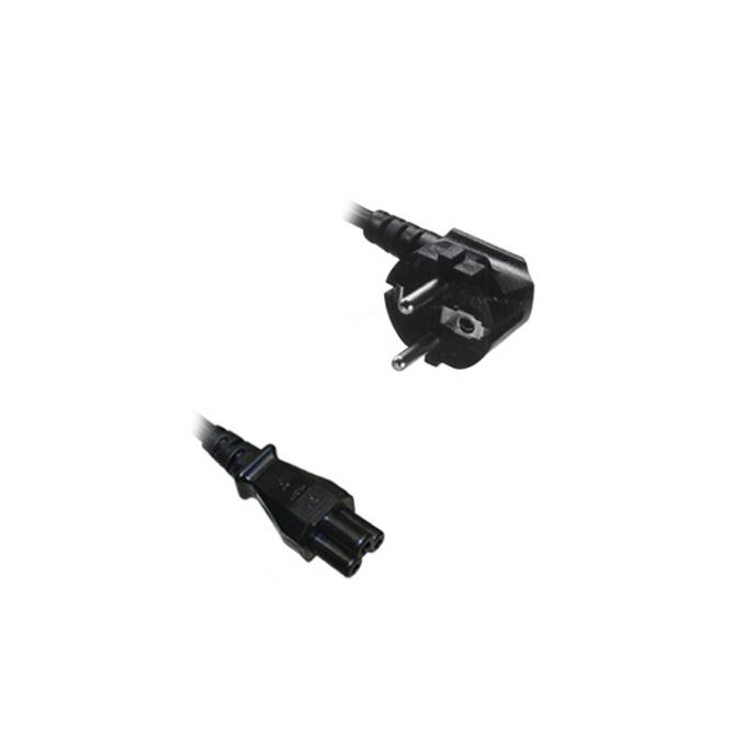 Захранващ кабел за лаптоп, 3pin, 1.8m image