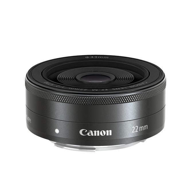 Canon LENS EF-M 22mm f/2.0 STM
