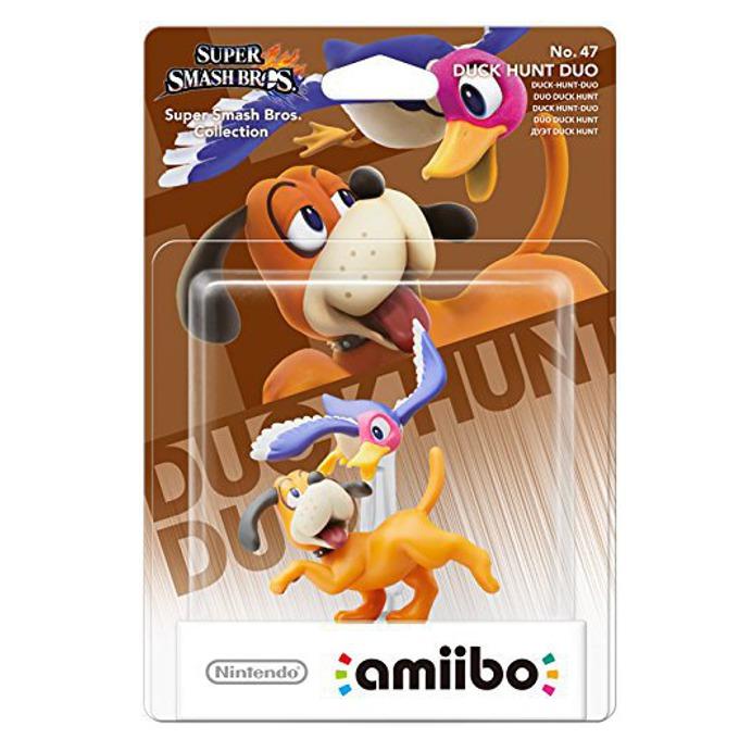 Nintendo Amiibo - Duck Hunt Duo, за Nintendo 3DS/2DS, Wii U image