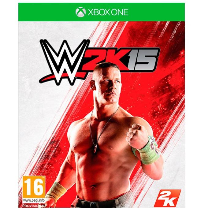 Игра за конзола WWE 2K15, за XBOX ONE image