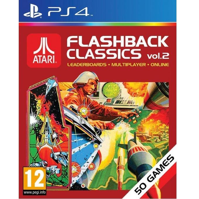 Игра за конзола Atari Flashback Classics Collection Vol.2, за PS4 image